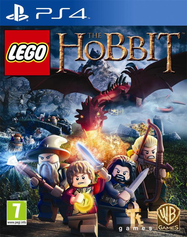 LEGO Хоббит (русские субтитры) PS4