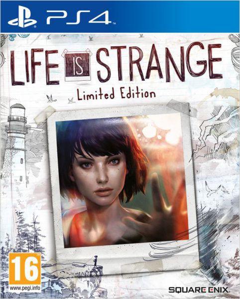 Life is Strange. Особое издание PS4