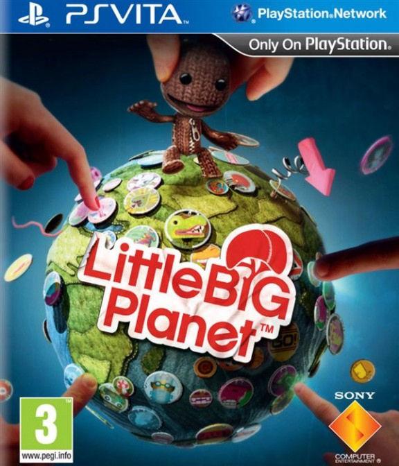 LittleBigPlanet (русская версия) PSV