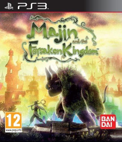 Majin and The Forsaken Kingdom (русская версия) PS3