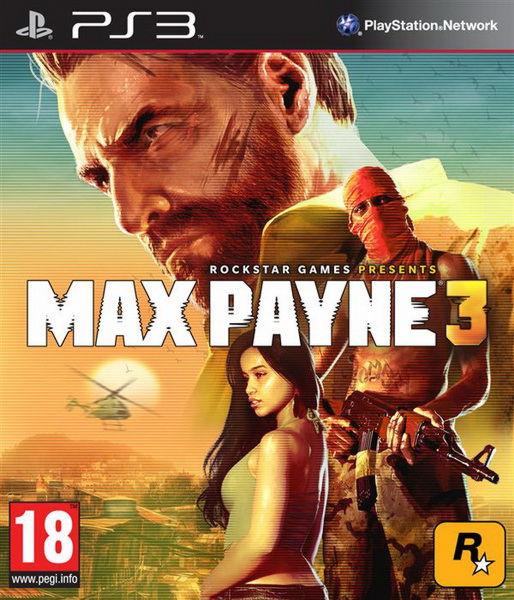 Max Payne 3 (русские субтитры) PS3