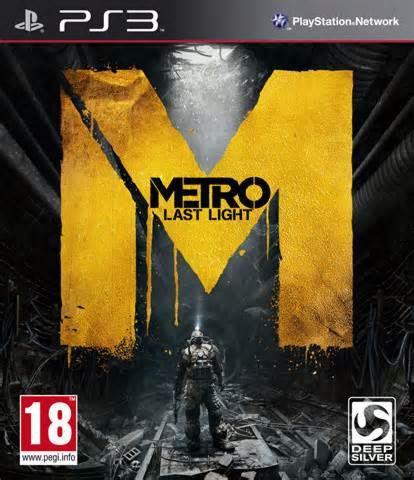 Metro: Last Light (русские субтитры) PS3