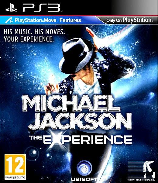 Michael Jackson The Experience (с поддержкой MOVE, русская версия) PS3
