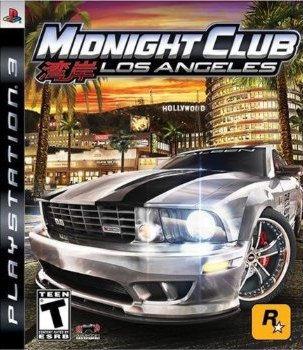 Midnight Club Los Angeles (русская документация) PS3
