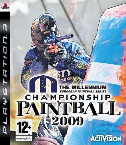 Millenium Chionship Paintball 2009 PS3