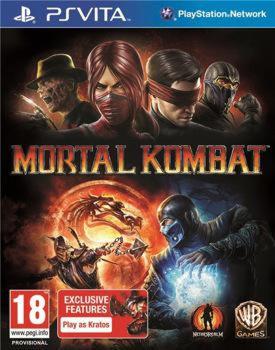 Mortal Kombat Ultra PSV