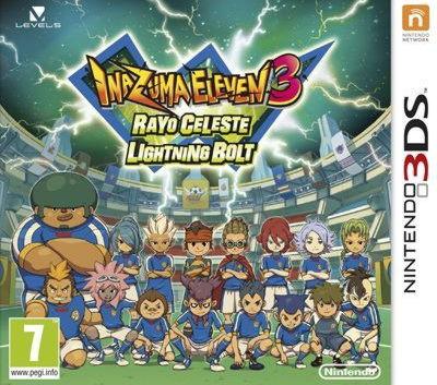 Inazuma Eleven: Lightning Bolt 3DS