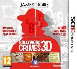 James Noir Hollywood Crimes 3DS