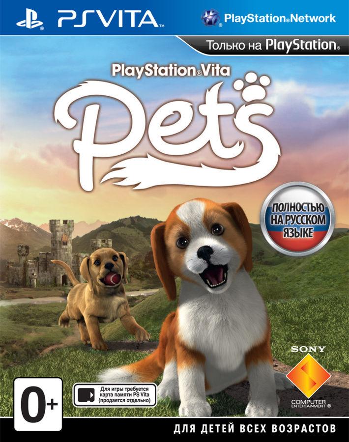 Pets PlayStation Vita (русская версия) PSV