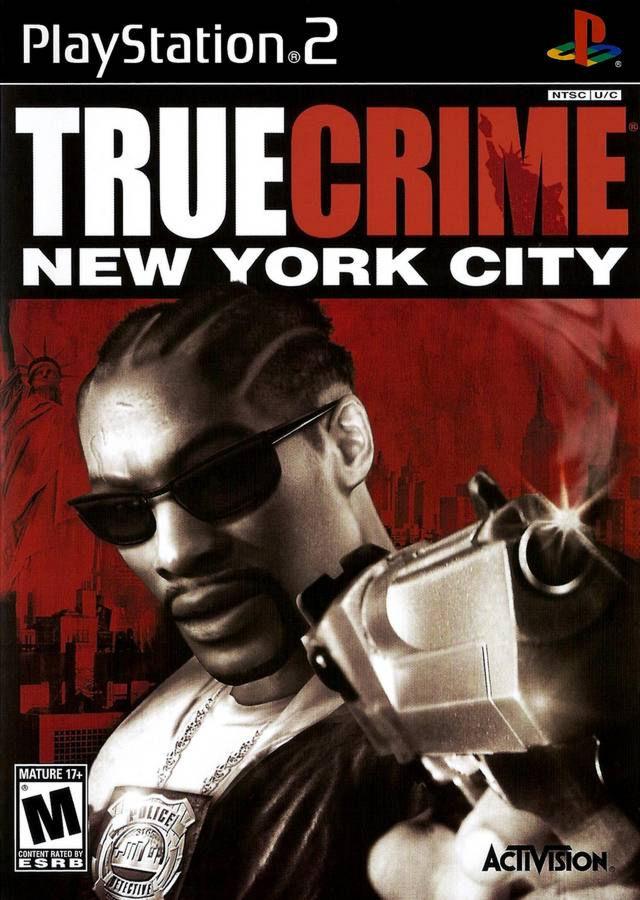 PS2  True Crime: New York City