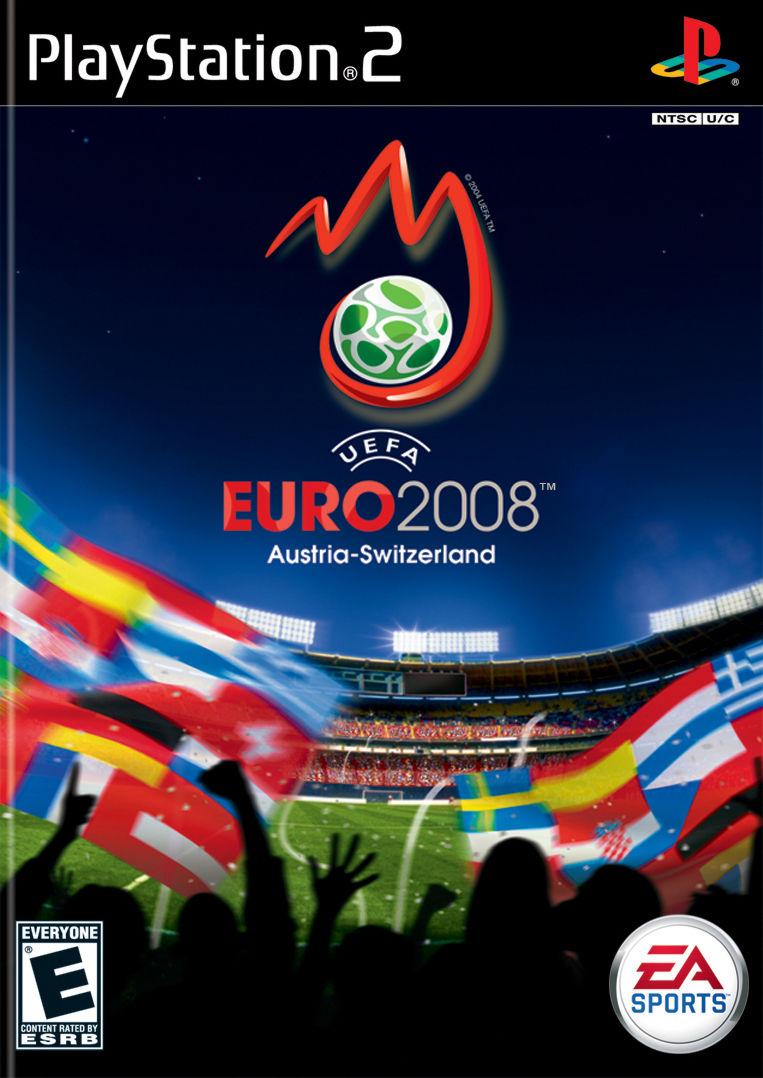 PS2  UEFA EURO 2008 (русские субтитры)