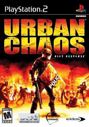 PS2  Urban Chaos: Riot Response