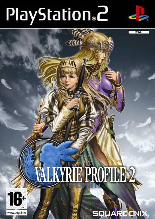 PS2  Valkyrie Profile 2: Silmeria