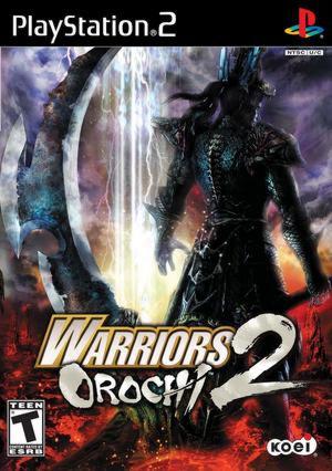 PS2  Warriors Orochi 2
