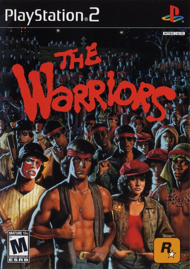 PS2  Warriors