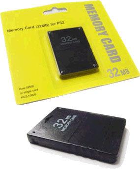 PS 2 Карта памяти 32MB (GR32)