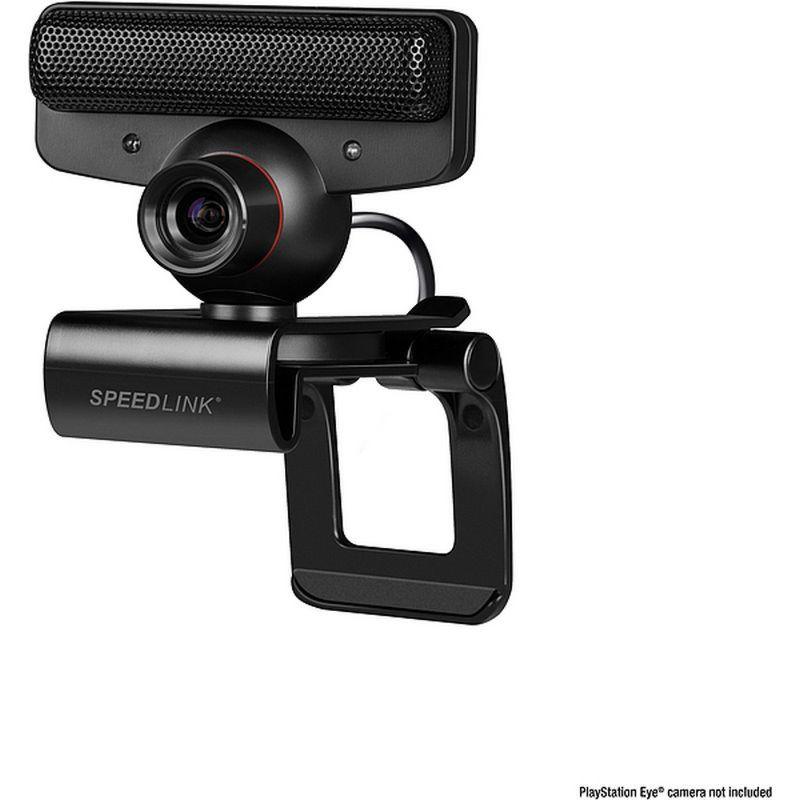 PS 3 Держатель Speedlink TORK Cam Comfort Kit for PS EYE Cam к ЖК-телевизорам (SL-4303-SBK)
