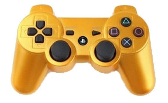 PS 3 Джойстик Dual Shock Gold Original