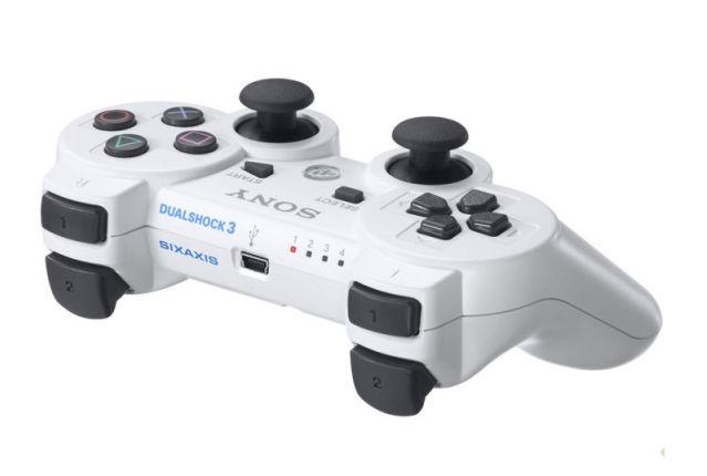 PS 3 Джойстик Dual Shock White Original