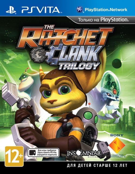 Ratchet & Clank Trilogy PSV