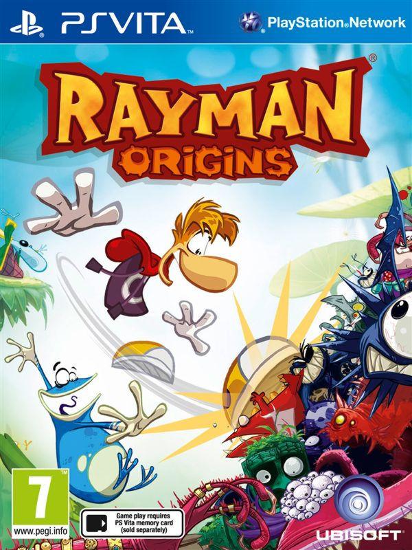 Rayman Origins (русская документация) PSV