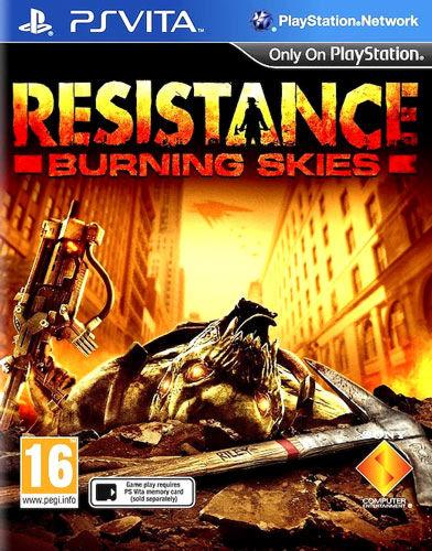 Resistance Burning Skies (русская версия) PSV