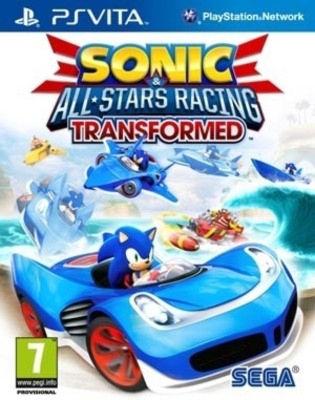 Sonic & All-Star Racing Transformed (русская документация) PSV