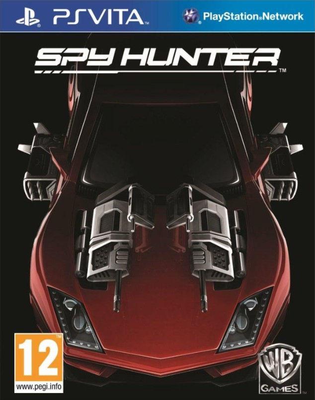 Spy Hunter (русская документация) PSV