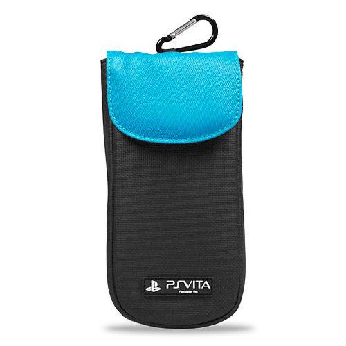 PS Vita Чехол A4T мягкий (Clean N Protect Pouch) голубой