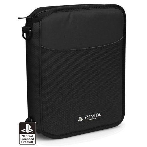 PS Vita Сумка A4T дорожная (Deluxe Travel Case) черный