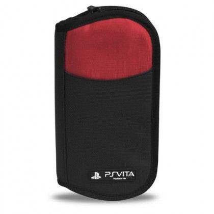 PS Vita Сумка A4T дорожная (Travel Case) красный
