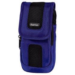 PS Vita Сумка HAMA Classic текстиль (PS Vita/PSP) (H-114120) синяя