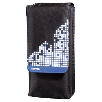 PS Vita Сумка HAMA Pixel Smash (H-114162) черный/синий