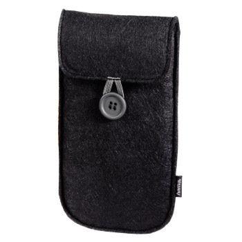 PS Vita Сумка HAMA SlimFelt универсальный (H-114184) черный