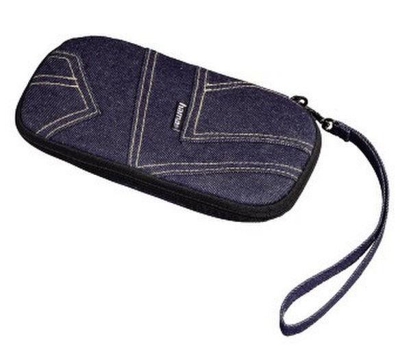 PS Vita Сумка HAMA Stoneblue (PS Vita/PSP) (H-114111) джинса