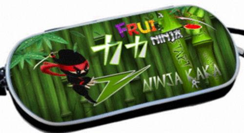 PSP Slim 3000 Сумка жёсткая 3D Ninja (PA-061)