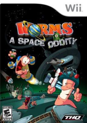 Worms: a Space Oddity  (русская инструкция) Wii