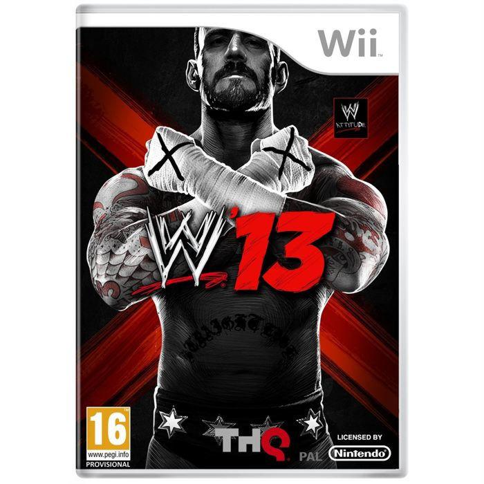 WWE 2013 Wii