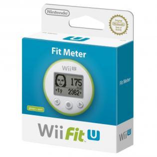 Wii U Nintendo Игровой контроллер Fitmeter Green (NIA-2311466)