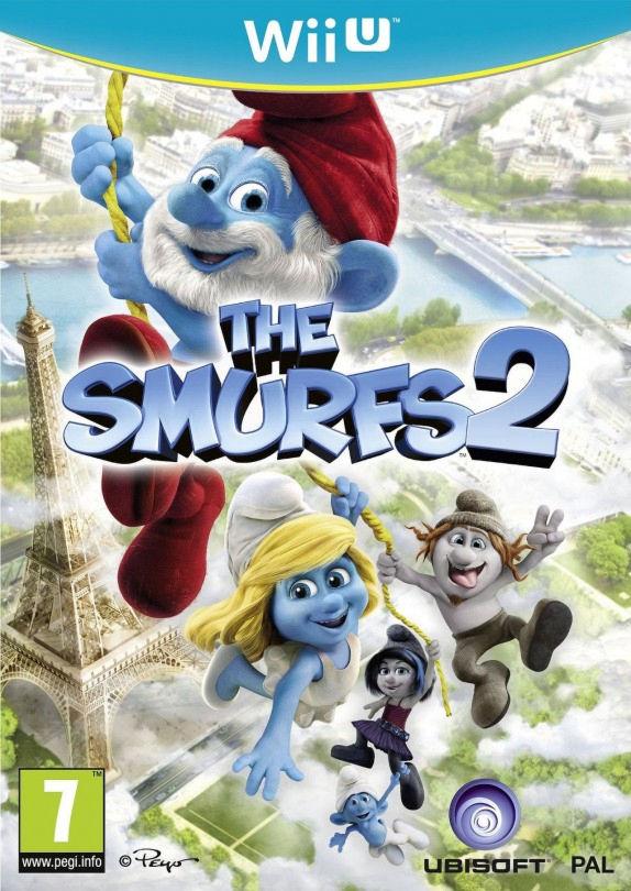 The Smurfs 2 [WiiU, английская версия] Wii U