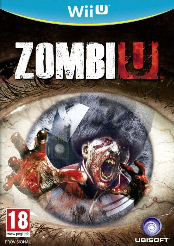 ZOMBI U [WiiU, русская версия] Wii U