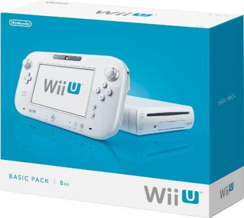Nintendo Wii U Basic Pack (NIC-2300036)