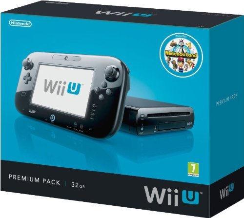 Nintendo Wii U Premium Pack + игра Nintendo Land (NIC-2300136)