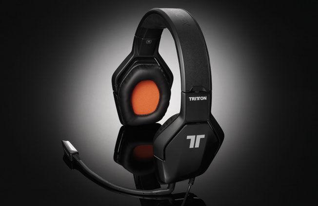 X-Box 360 Наушники Tritton Detonator Stereo Headset с микрофоном