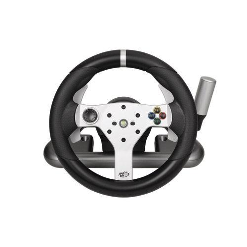 X-Box 360 Руль MadCatz Wireless Force Feedback Wheel (Officially licensed) (MCB47502ВM02/02)