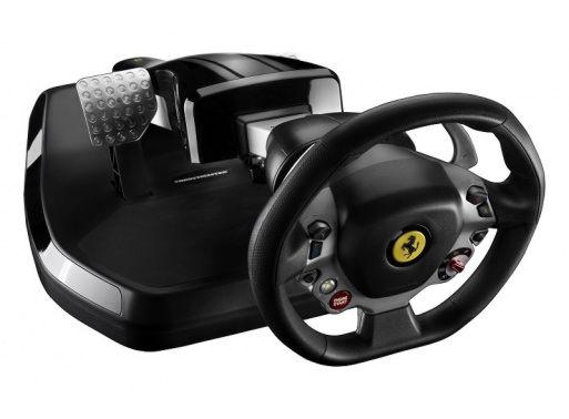 X-Box 360 Руль Thrustmaster Ferrari Vibration GT Cockpit 458 Italia Edition (PC/Xbox 360) (2960735)