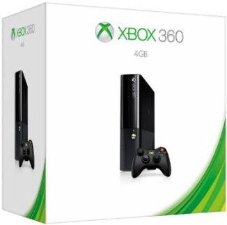 Xbox 360 E 4GB (L9V-00012)