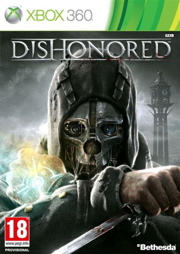 Dishonored (русские субтитры) XBOX 360