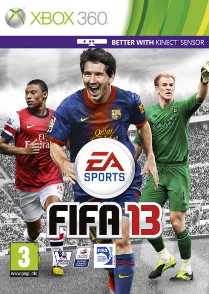 FIFA 13 (русская версия) XBOX 360