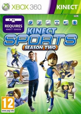 Kinect Sports Season 2 (для Kinect) (русская версия) XBOX 360